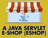 A Java Servlet E-shop - Advanced