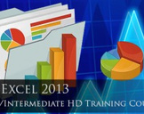 MS Excel 2013 Basic-Intermediate Certified Training