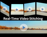 5 Real-Time video Stitching Tools