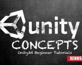 Unity3d Concepts