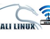 Kali Linux wireless network penetration testing