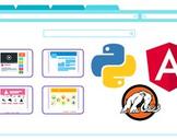 Web Developer Bootcamp - Zero to Hero in Angular 2 & Python