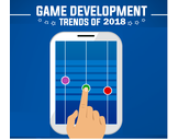 Latest Trends for Mobile Game Development in 2018