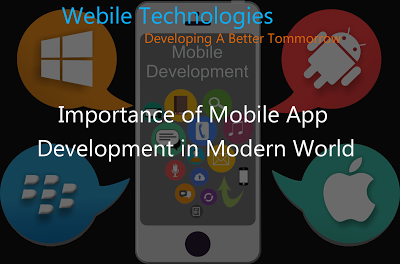 Importance of Mobile Apps Development in Modern World - Image 1