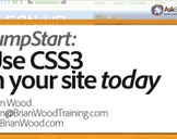 Use CSS3 in your site today