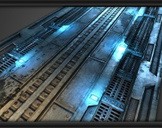 Game Asset Modeling - The Sci-Fi Modular Floor Workflow