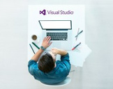 Build Windows Forms App with Visual Studio - Land a job! - 1