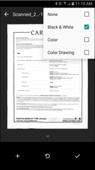 How to Scan Documents to PDF with Your Android Phone's Camera - Image 6