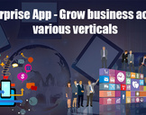 Enterprise Apps play a vital role in the growth of your business