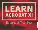 Learn Acrobat XI