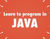 Learn to program in Java