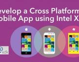 Develop a Cross-platform Mobile App using Intel XDK