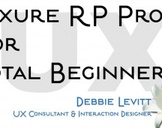 Axure RP Pro for Total Beginners