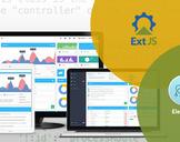 Enterprise Application Using Ext JS & Electron