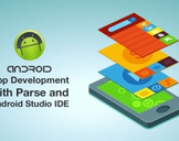 Android App Development with Parse and Android Studio IDE