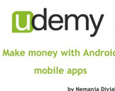 Make money with Android mobile apps