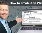 How to Create App Wireframe