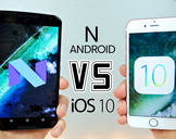 iOS 10 vs Android Nougat – Which OS Is Leading The Way?<br><br>