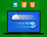 Learn animation using CSS3, Javascript and HTML5