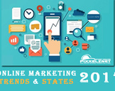Online Marketing Trends and Statistics to Leverage Online Marketing in 2017-18