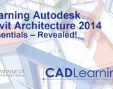 Learning Autodesk Revit Architecture 2014 Essentials