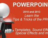 Learn the Tips & Tricks of the Pros for PowerPoint (10/13)