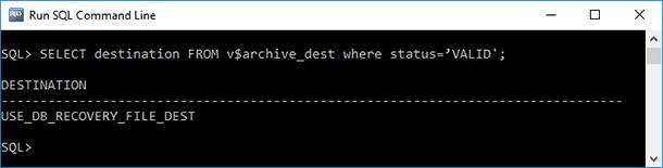 Oracle Database Data: Backup and Restore - Image 7