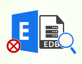 Open EDB File Without Exchange Server using Expert Solution