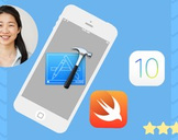iOS 10 & Swift 3 - iPhone App Development   Beginning to End