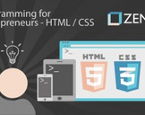 Programming for Entrepreneurs - HTML & CSS