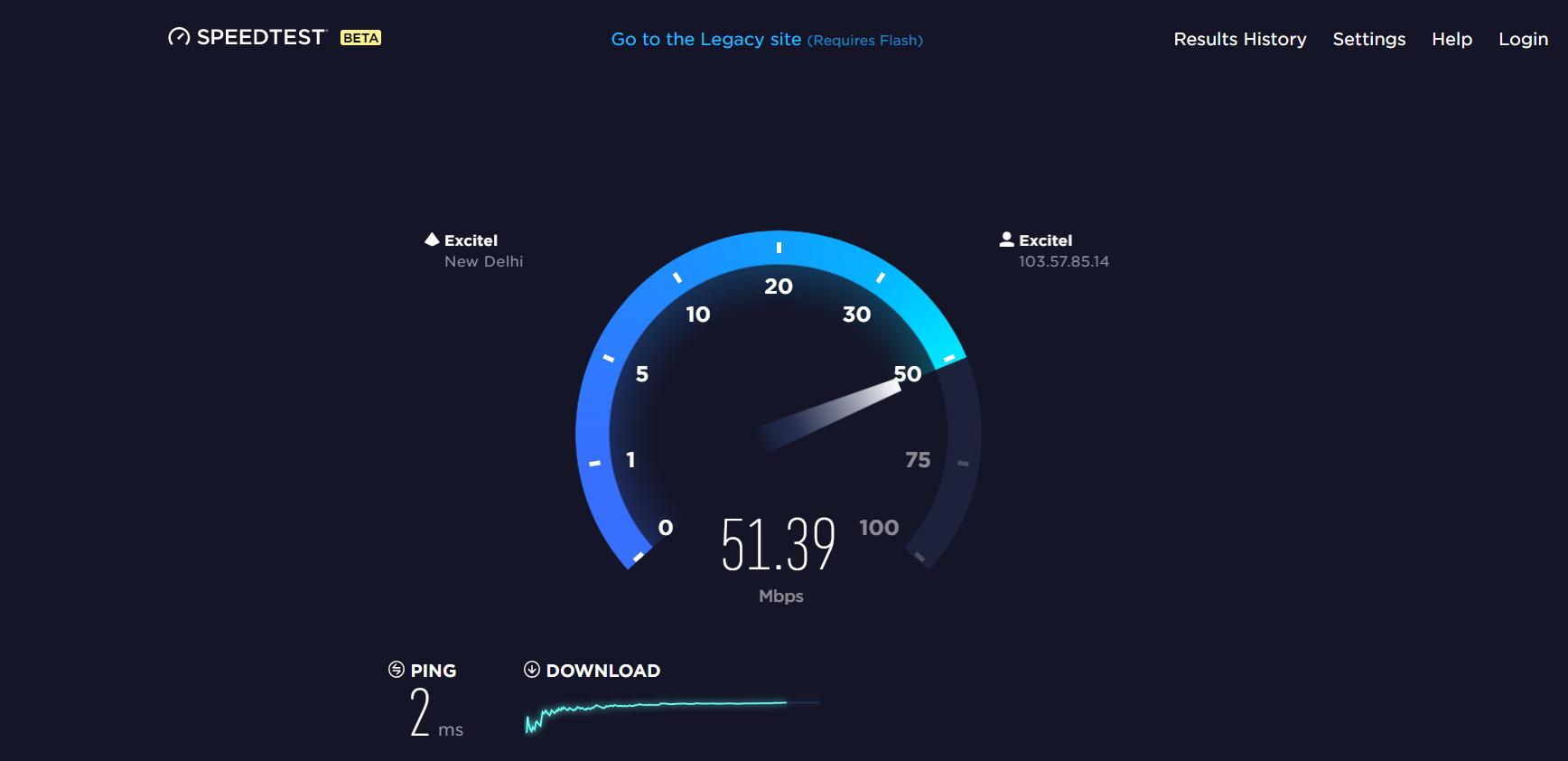 Testing Internet speeds the right way - Wireless vs Wireline =>  - Image 1
