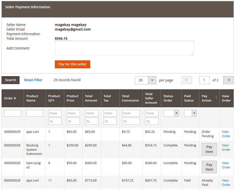 Top 3 magento multi vendor extensions - Image 2