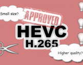 H.265 Video Converter for Professionals: Smaller Size and Higher Quality