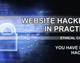 Website Hacking in Practice