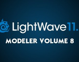 Lightwave 11.5 Modeler Volume 8