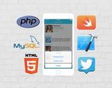 PHP & Swift Course. Create iOS Social App on Custom Backend