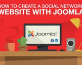 How to create a Social Network Website With Joomla