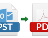 A complete manual guide to Convert PST to PDF with attachments