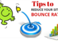 Few steps to reduce bounce rate on your WordPress website
