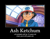 The Never Ending Question - Why Is It that Ash Ketchum has never aged?