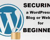 WordPress Security for Beginners | How to secure WordPress
