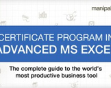 Certificate Program in Advanced MS Excel