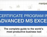 Certificate Program in Advanced MS Excel
