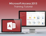 Microsoft Access 2013 Training Tutorial