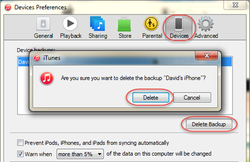 iPhone Backup Location Overview - Image 2