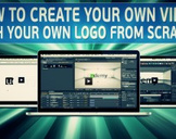 How to create promo video with your logo?