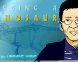 Maya Rigging a Dinosaur in 4 hours