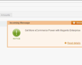 Find out how to Disable Notification Popup in Magento Admin