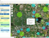 Display and analyze GIS data on the web with Leaflet