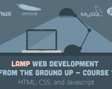 LAMP Web Development From the Ground Up - Course 1